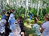Жители Краснолесья побывали на месте служения пресвитера Владимира Холодковского