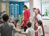 Добровольцы Службы милосердия получили доступ в детские учреждения