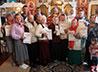 Жители Артемовского ГО поучаствовали в молебне с принятием обета трезвости