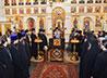 Престольное торжество в Покровском храме г. Камышлова отпраздновали всем миром