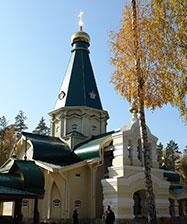26 октября в Царском монастыре состоится первая Божественная Литургия в храме в честь иконы Божией Матери «Державная»