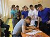 Состоялся первый (командный) этап Всероссийского IV Открытого атлетического «ЖИМ-Марафона-2014»