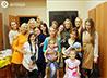 Конкурсантки «Миссис Екатеринбург» поучаствовали в делах милосердия
