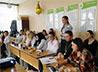 Студенты-медики стали участниками дискуссионного клуба «Черное и белое»