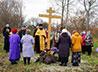 Миссионерскую поездку в Лебедкино совершили жители г. Артёмовского