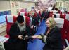 Стилизованный вагон «Императорского маршрута» приобщит детей к отечественной истории