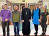 На встрече молодежного клуба Владимирского храма поговорили об искушениях