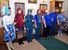 Сотрудники МЧС России приняли участие в праздничном молебне