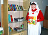 Православную мини-библиотеку Областного онкоцентра поддержали россияне