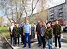 Воспитанники военно-патриотического клуба «Стрела» получили черные береты