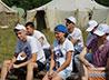 В трудовом лагере «Духовная сила» ребята потрудились на благо храма