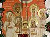 Богослужения в честь святых Царственных Страстотерпцев. Екатеринбург – Алапаевск, 16-18 июля 2014 года.