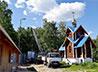 Монтаж библиотеки начался на Богородице-Владимирском приходе