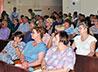 Участники трезвенного слета обсудили итоги конкурса «Здоровое село…»