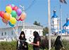 Молитвы на воздушных шарах вознесли в честь игумении Свято-Покровской обители в Верхотурье