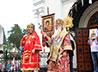 Престольный праздник храма Иоанна Воина прихожане встретили вместе с представителями власти