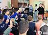День знаний провела Православная служба милосердия для маленьких пациентов психбольницы