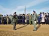 В городе Арамиль организовали первый фестиваль военно-патриотических состязаний