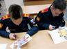 Выставка о вузах Минобороны познакомила суворовцев с видами профессии офицера