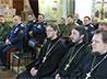 Священнослужители Свято-Успенского мужского монастыря г. Далматово получили награды из рук казачьего генерала