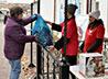 На Покров в Екатеринбурге собирали одежду для бездомных