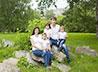 Клуб «Подсолнухи» приглашает на встречу с многодетной семьей Смирновых