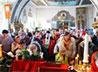 В д. Савино молитвенно почтили вмц. Параскеву и прмц. Елисавету Феодоровну