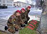 Митинг в память погибших воинов прошел в Лесном