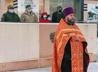Уральский священник благословил призывников на службу в армию
