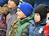 Участники зимней смены патриотической экспедиции «За други своя» готовятся к приключениям