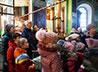 Воспитанники воскресной школы «Возрождение» побывали в старинном селе Быньги