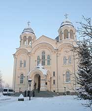 В праздник Крещения Господня митрополит Евгений совершит Божественную литургию в Свято-Николаевском Верхотурском монастыре