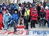 День православной молодежи в Вознесенском храме Екатеринбурга отметили народным гулянием