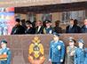 Владыка поздравил Уральский институт ГПС МЧС России с днем образования