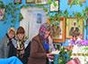 Жители пос. Лёвиха встретили Троицкую родительскую субботу на Литургии