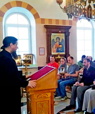 В Никольском храме при Горном университете пройдут курсы для родственников страждущих