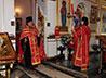 Преосвященный Мефодий благословил труды прихожан по дальнейшему восстановлению Белоярского храма