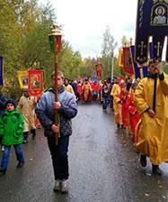 Митрополит Кирилл возглавит традиционный крестный ход, посвященный началу учебного года