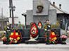 В память о погибших в годы войны земляков в Новой Ляле высадили сквер