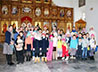 Воспитанники ДПЦ Богородице-Владимирского храма совершили поездку в г. Сысерть