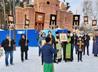 Строительство храма при Областной клинической больнице № 1 г. Екатеринбурга продолжается