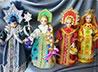 На конкурсе «Мы и куклы» дети и мамы города Ирбита занимались творчеством