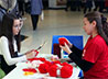 В ТЦ «Парк Хаус» провели мастер-классы в поддержку больных детей
