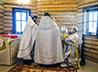 Первая Литургия совершена в храме св. Матроны г. Краснотурьинска
