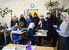 Сретенские гуляния объединили школьников Санкт-Петербурга и Екатеринбурга