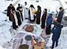 Камень в основание нового храма заложили в поселке Уральском