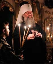 Расписание богослужений митрополита Кирилла в первую седмицу Великого поста
