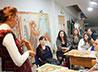 Лекцию по иконописи в ДПЦ «Царский» перенесли на 12 мая
