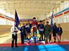 Исетские кадеты заняли призовые места в чемпионате по самбо