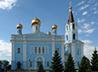 Имена фронтовиков увековечили у Покровского храма Каменска-Уральского.